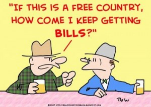 free_country_getting_bills_399855